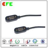 Adaptador de conector magnético compatível com conector magnético de 2 pinos