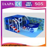 Campo de jogos interno dos miúdos macios modernos do navio (QL-17-7)
