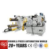 Voeder van de Gelijkrichter van Nc van de Machine van de automatisering de Servo en Gebruik Uncoiler in de Machine van de Pers