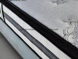 Тюфяк кровати ферзя верхней части евро пены памяти весны 7 зон карманный