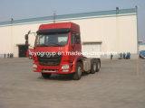 販売のためのSinotruk 4X2 Hohanのトレーラートラックのトラック