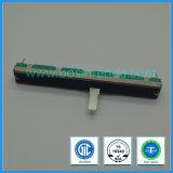 Glisser le potentiomètre 30mm, 45mm, 60mm pour l'amplificateur de mélangeur