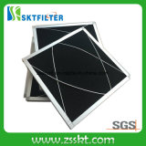 A FOA do carbono do filtro da recolocação pre filtra com frame