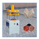 Máquina de pedra hidráulica da imprensa da estaca para as telhas de pedra