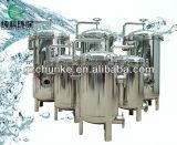 Alloggiamento industriale della cartuccia dell'acqua del filtrante dell'acciaio inossidabile
