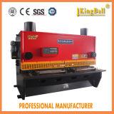 Maschine QC11y-20X4000 CER Bescheinigung schneiden