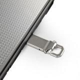 Livre personalizar a movimentação instantânea do USB 2.0 do metal da qualidade de alta velocidade e superior do logotipo