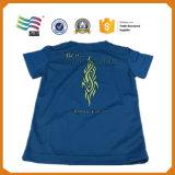 Lycraの綿織物の印刷を用いるカスタムスポーツのTシャツ