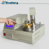 Hzks-3 Oil Asphalt Semi-Auto Open Cup Flash Point Tester