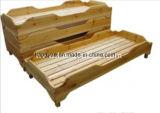 Кровать относящого к окружающей среде нового ребенка прибытия деревянная для сбывания