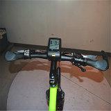 Велосипед города электрический с СРЕДНИЙ мотором (RSEB-511)