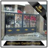Hot Sale Porte de jardin en aluminium de haute qualité