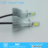 2016 linterna principal de calidad superior de la luz 40W H1 LED del nuevo diseño 40W 4800lm Hi/Lo H4 LED