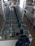 Máquina fría decorativa de la carpintería de la cabina o del pegamento del techo y del vector
