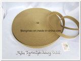 tessitura marrone chiaro di 50mm pp per i sacchetti di banco