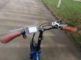 2017 متّبع آخر صيحة يتكرّم يطوي كهربائيّة درّاجة جبل مع إطار سمينة