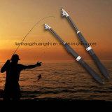 Pesca Rod leggera ad alta resistenza della fibra del carbonio/Palo
