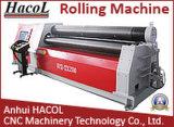 Placa hidráulica da máquina de rolamento da placa de 4 rolos que dobra a máquina de dobra de Machine/4 Rolls