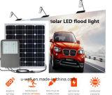 Luz de inundación solar usada cartelera del edificio y del anuncio LED Uw-U50W