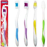 Cepillo de dientes plástico de la venta caliente del surtidor de China para los adultos
