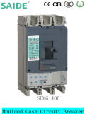 Caso moldeado corta-circuito actual residual MCCB de la alta calidad