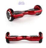 UL2272 scooter électrique d'équilibre sec de batterie au lithium de roue de la conformité deux