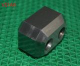 CNCはめっきされたスライバが付いている金属シャフトを機械で造った