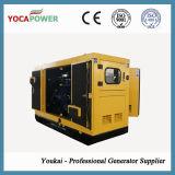 conjunto de generador diesel eléctrico silencioso del motor diesel del caso 30kVA