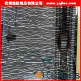 가구 널을%s 높은 광택 선 PVC 엄밀한 필름의 능숙한 제조