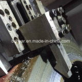分割フレーム、油圧モータ(SFM1824H)で切断し、面取り機