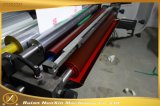 4/6 machine d'impression de film plastique de couleur flexographique