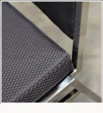 使用されるホテルのためのステンレス鋼のレストランの椅子(CG1606)