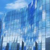 Здания ненесущей стены Tempered стекла