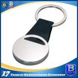 선전용 선물 (ELE-K180)를 위한 빨간 플라스틱 Keychain를 가진 금속