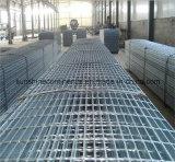 Net van het Metaal van de Vloer van de Gang van de fabriek het Hete Ondergedompelde Gegalvaniseerde
