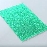 Feuille claire de diamant de polycarbonate de Lexan avec la qualité
