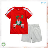Higt Quality Kids Clothes Style de impressão Kids Boy Clothes Set