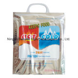 En annonçant personnaliser Hermal estampé par logo et sac de glace de refroidissement, un sac plus frais