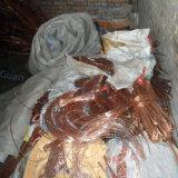 Le câblage cuivre ferraille 99.99%, rebuts en laiton de miel, rebuts de compresseur de réfrigérateur