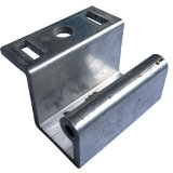Soem-Blech-Teil des Metallhalters