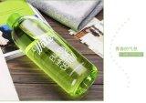 500ml Ecoの友好的な水差しまたは飲料ジュースのびんの/Fruitのびん、ミルクのためのガラスビン