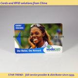 De aangepaste Kaart van Af:drukken met de Streepjescode van de Handtekening voor Identiteitskaart