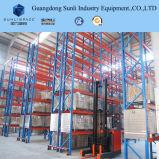 Racking resistente da pálete do armazenamento do metal do armazém Q235 de aço