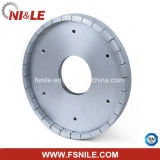 Диамант придавая квадратную форму меля полируя колесу металла Bond для керамического
