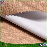 Tela impermeável tecida da cortina do escurecimento do franco da tela do poliéster da tela do fornecedor de matéria têxtil
