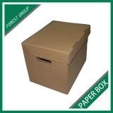 Складывая изготовленный на заказ коробка коробки печати цвета