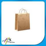 Персонализированный мешок подарка бумаги Kraft для упаковки еды