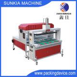 Rectángulo de empaquetado automático que ata con correa la máquina obligatoria del cartón de la máquina