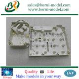 Медицинские оборудования пластичная крышка, CNC подвергая быстро прототип механической обработке