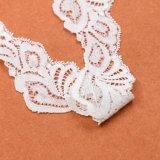 Lacet chaud de guipure de coton de modèle de mode de vente